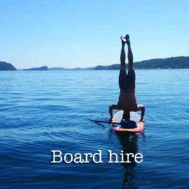 Board hire